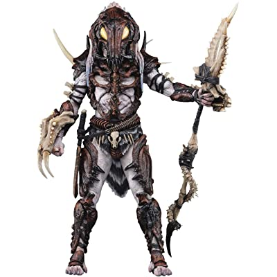 NECA Predator: Ultimate Alpha Predator 100th Edition Action Figure: Toys & Games [5Bkhe0301111]