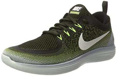 Nike Herren 863775 Sneakers  40.5 EUMehrfarbig (Legion Green / White / Palm Green / Black)