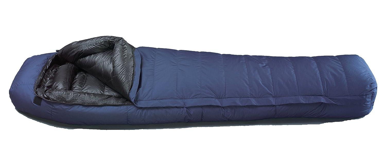 イスカ(ISUKA) 寝袋 パフ 1100 EX ネイビーブルー (最低使用温度-35度)