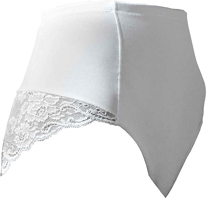 GIOS Elisa Donna Guaina Contenitiva Stile Sensuale per LA Balza di FINE Pizzo Textronic