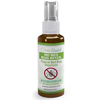 Amazon Com Rxbiolabs Bed Bug Repellent For Skin