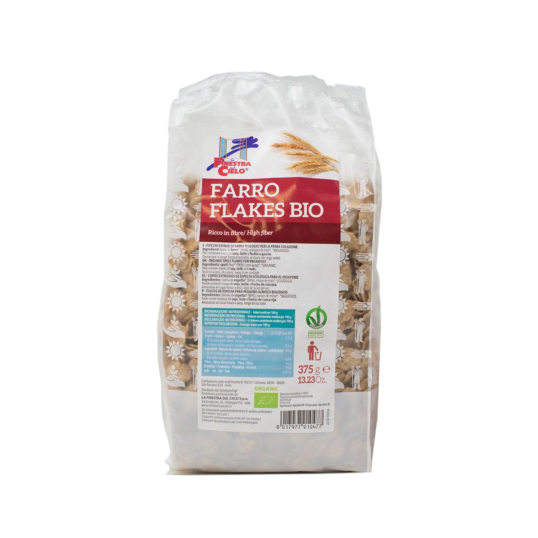 La Finestra Sul Cielo Cereales de Espelta - 375 gr: Amazon.es: Alimentación y bebidas