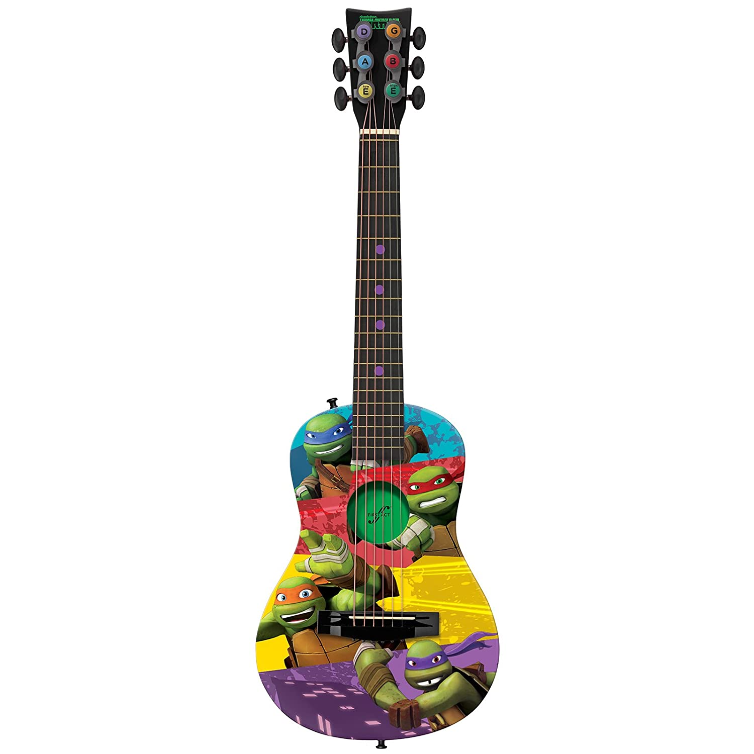 Amazon First Act Fr705 Disney Frozen Acoustic Guitar Musical