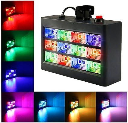 Solmore - Luces de escenario, luces de discoteca, proyector ...