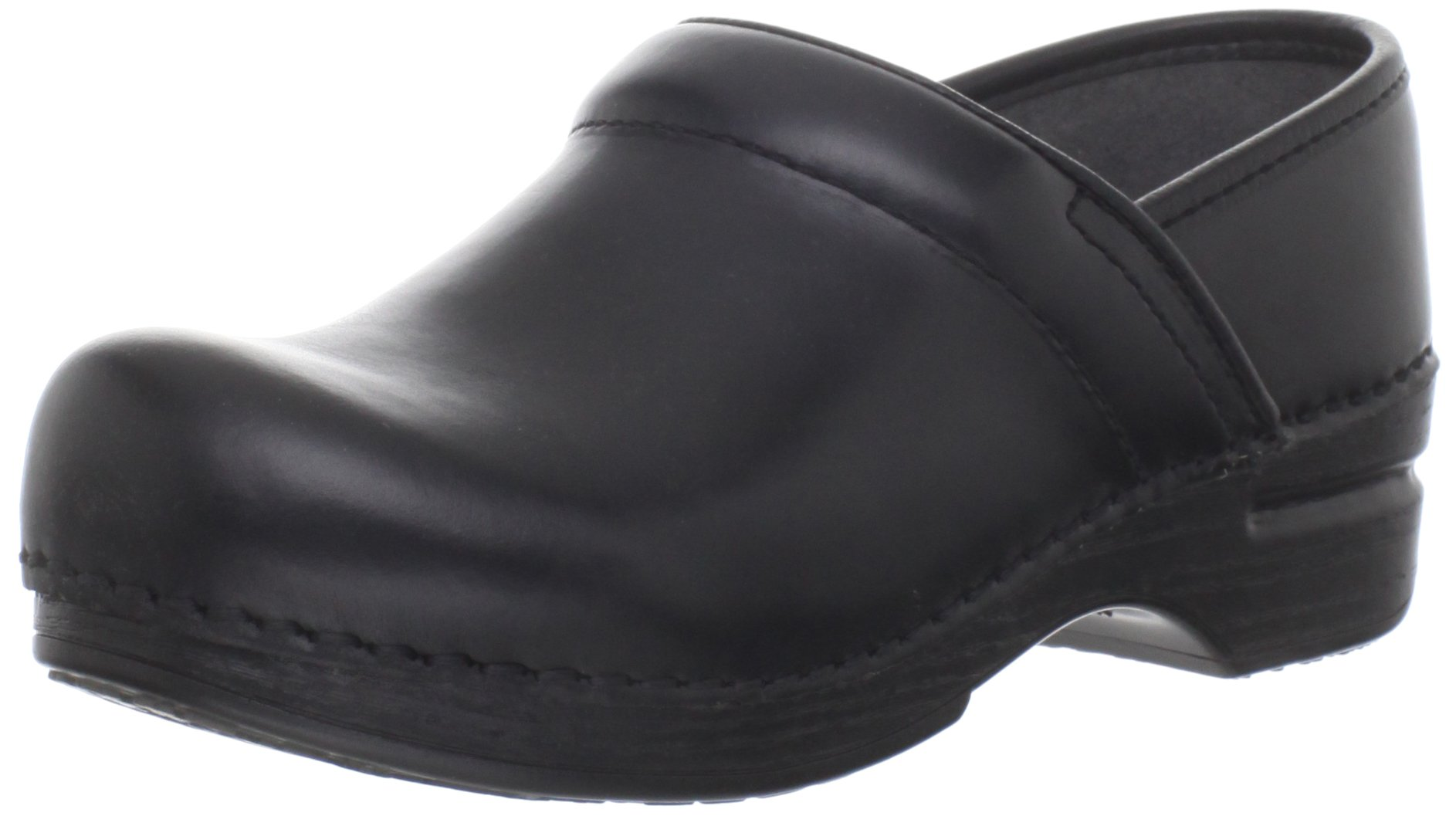 Dansko Women's Pro XP Clog,Ebony,35 EU/4.5-5 M US