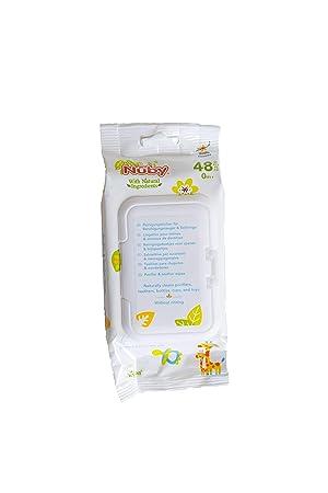 Nûby Toallitas para chupetes y mordedores -96 piezas