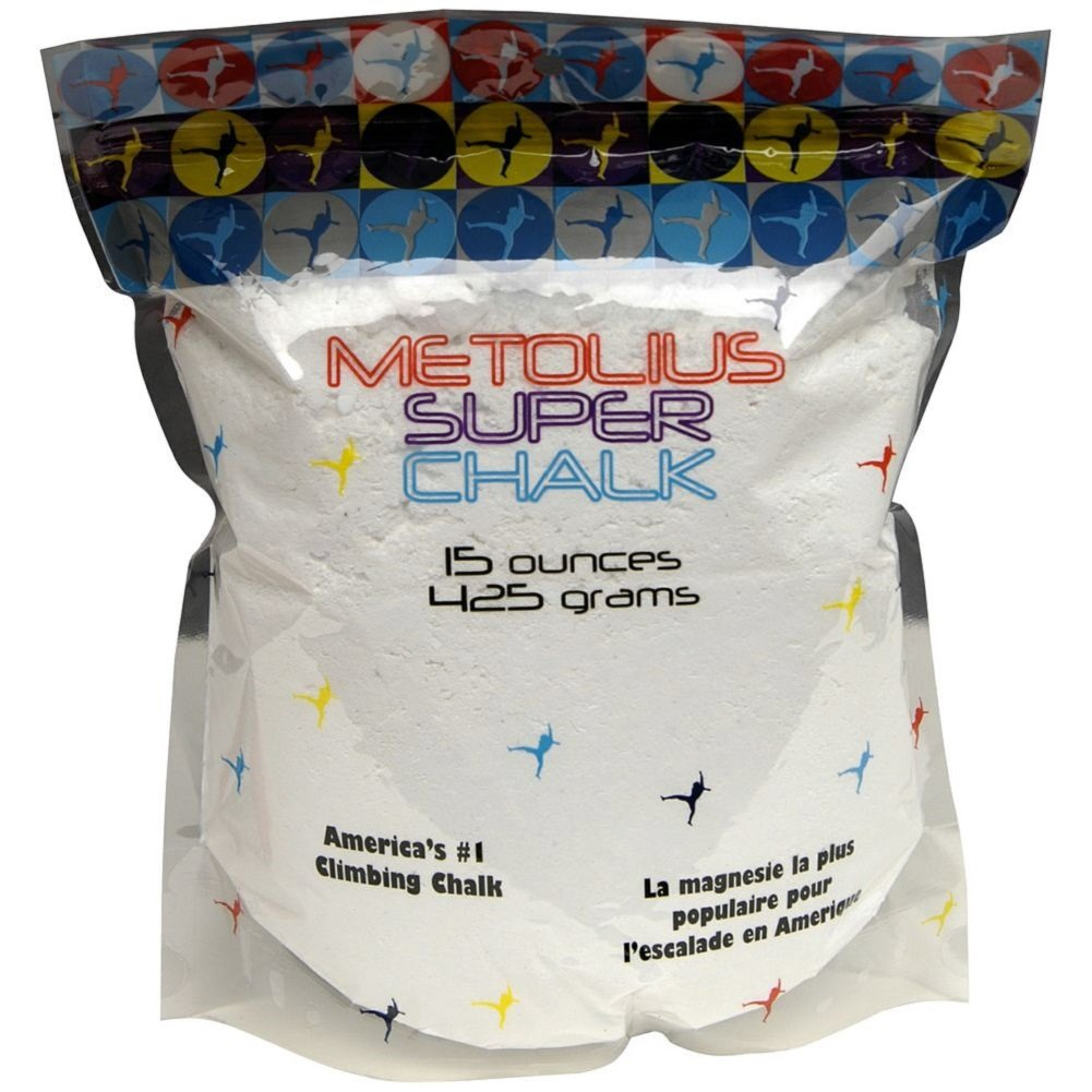 Metolius Super Chalk - 15 oz. Bag by Metolius: Amazon.es: Deportes y aire libre