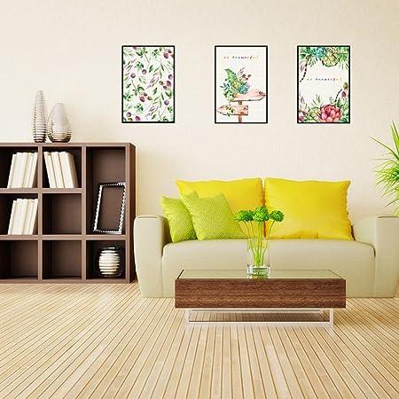 Beautyjourney Stickers Oriental Muraux,Chambre De Dessin ...
