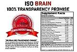 Iso Brain Premium Nootropic Supplement - Maximum