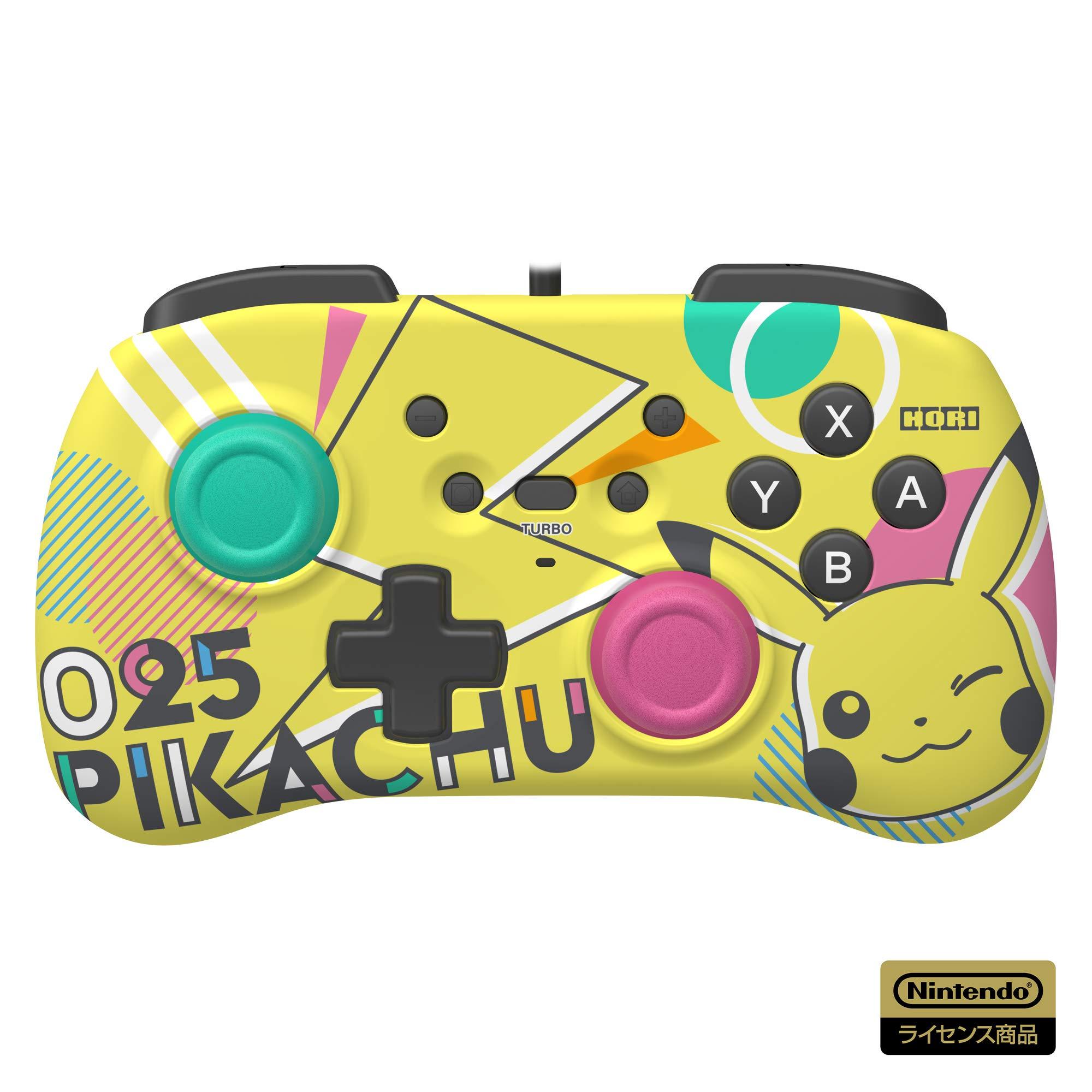 ピカチュウやイーブイ、マリオが可愛い!「ホリパッド ミニ for Nintendo Switch」が登場!【Nintendo Switch用コントローラー】