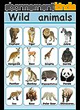 WILD ANIMALS: ANIMALS (English Edition)