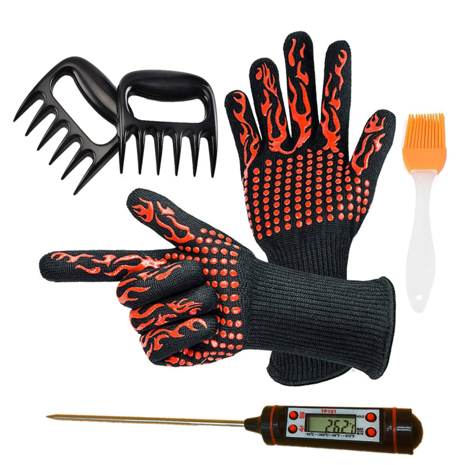 Great bbq gloves and meat claws