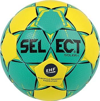 Select Solera - Balón de Balonmano: Amazon.es: Deportes y aire libre