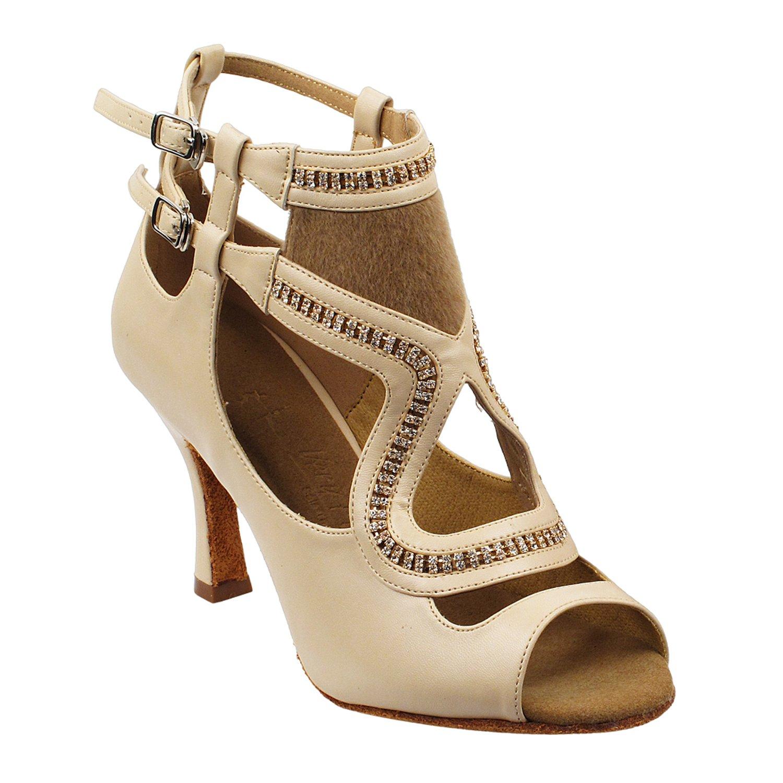 【最安値に挑戦】 [Gold Pigeon Shoes] レディース B075J1WPG9 Heel Size 3
