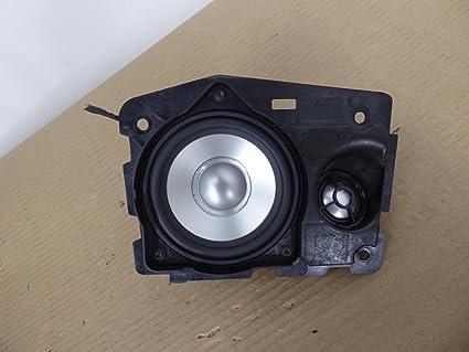 BMW 65136907645 E65 E66 REAR SHELF LOUD SPEAKER BOX LEFT OEM