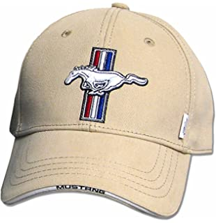 Ford Mustang Cap Gt Fine Embroidered Hat