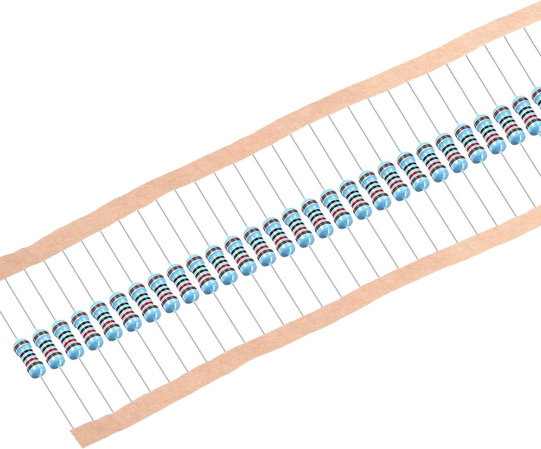 120 ohm 5 Bandes pour Bricolage /électronique exp/ériences et projets Bleu c/âble axial ZUNH2 Lot de 300 r/ésistances 120 Ohm 1//4W Tol/érance 1/% Film m/étallique