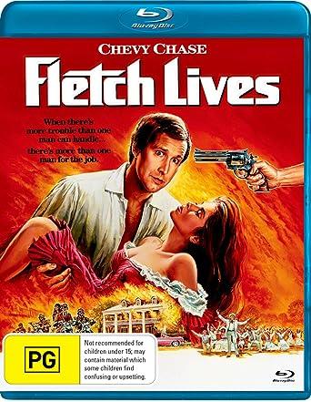 Fletch Lives Amazon Co Uk Hal Holbrook Chevy Chase