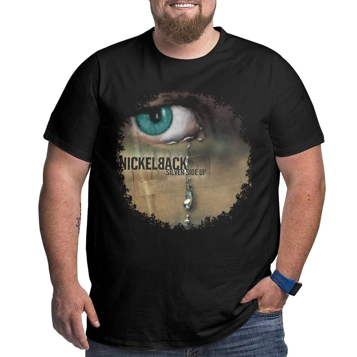 Big T Shirt Nickelback Silver Side Up T Shirt Tennis Over Top R Waist