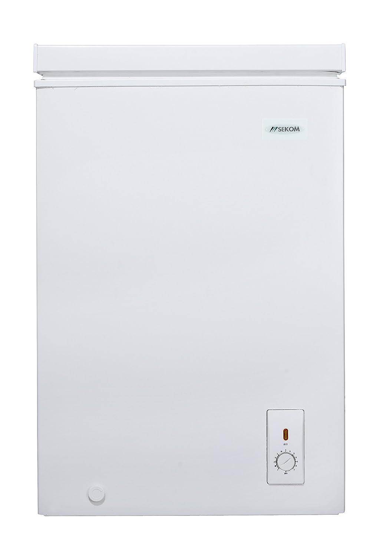 Sekom SHCP-100 Libera installazione Orizzontale 100L A+ Bianco