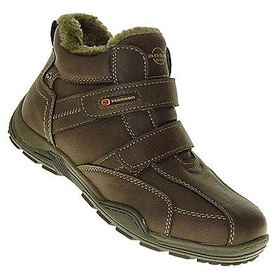 art 105 Winterstiefel Outdoor Boots Stiefel Winterschuhe Herrenstiefel Herren, Schuhgröße:42