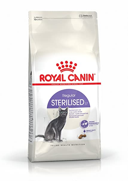 Royal canin sterilised 37 pienso para gatos esterilizados 15 ...