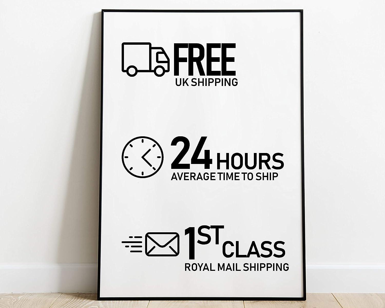 Wall Art Office Motivational Print Inspiring Quote Print Uplifting Print Gift Home Decor Wall Art Sayings You Got This