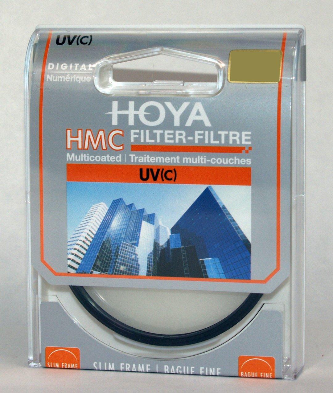 Hoya 62mm Ultraviolet UV(c) Haze Multicoated Filter