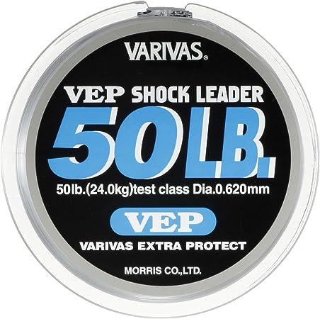 VARIVAS VEP Shock Leader Nylon Line 50m #5 20lb