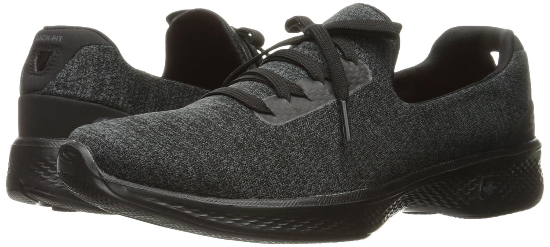 Skechers Performance Women's All Go Walk 4 A.D.C. All Women's Day Comfort Walking Shoe B01J2NZ41U 5 B(M) US|Black/Gray cf66a6