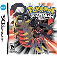 Nintendo Pokemon Platinum - Juego (Nintendo DS, Action / Adventure, E (Everyone))