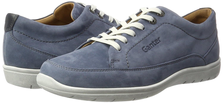Ganter Damen Gill-g Derby Derby Gill-g Blau (Jeans/Graublau) a521d2
