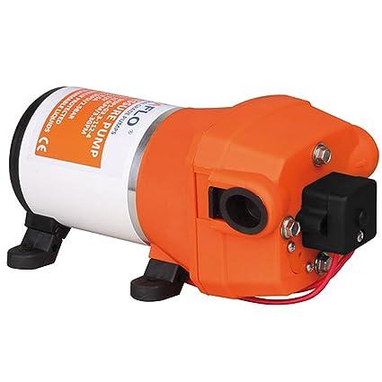 Seaflo 12 Volt, 17 LPM, 2,8 Bar 4-cámara de la