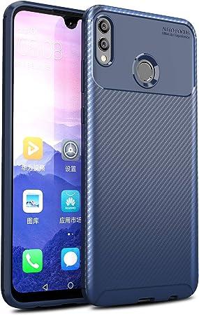 Yocktec Funda para Huawei Y MAX, diseño Ultra Delgado de Fibra de ...