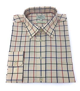 7958263c Hoggs of Fife Senator Premier Shirt: Amazon.co.uk: Clothing