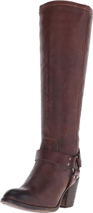 FRYE Women's Tabitha Harness Tall Harness Boot