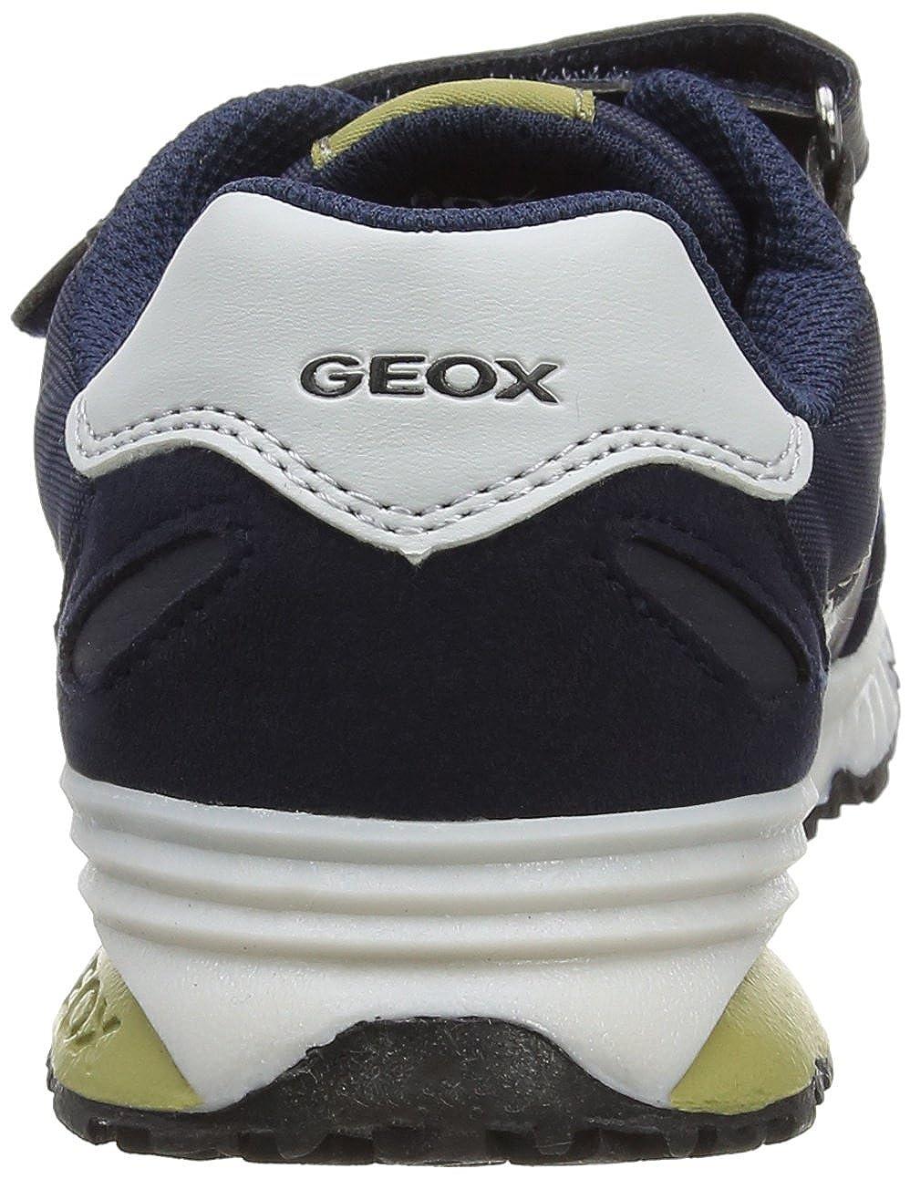 Geox Sneaker low navypistachio Herren Schuhe Sneaker
