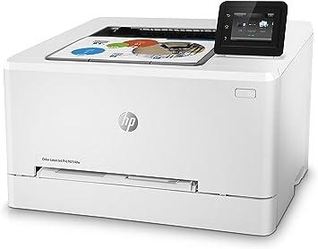 HP M254dw Laser Jet Pro - Impresora color (hasta 21 ppm, ethernet ...