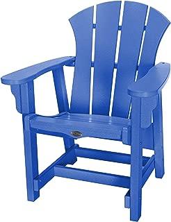 product image for Nags Head Hammocks Sunrise Conversation Chair, Blue