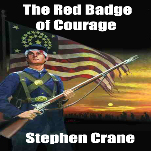 amazoncom the red badge of courage stephen crane