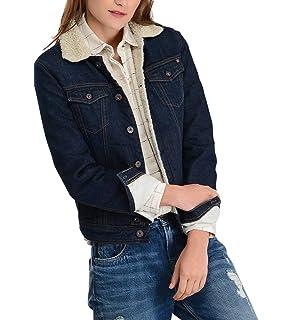 Vêtements Accessoires Pepe Veste Et Jacket Jeans Core Femme XAAwfPB0