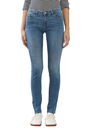 ba664965002 edc by Esprit Women's 027cc1b017 Jeans, (Blue Medium Wash), W26/L32