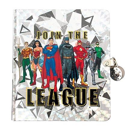 Amazon.com: Playhouse DC Comics - Agenda para niños, diseño ...