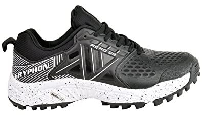 Image Unavailable. Image not available for. Color  Gryphon Aero G5 Turf  Women s Field Hockey Shoes Black 31477a1ef1