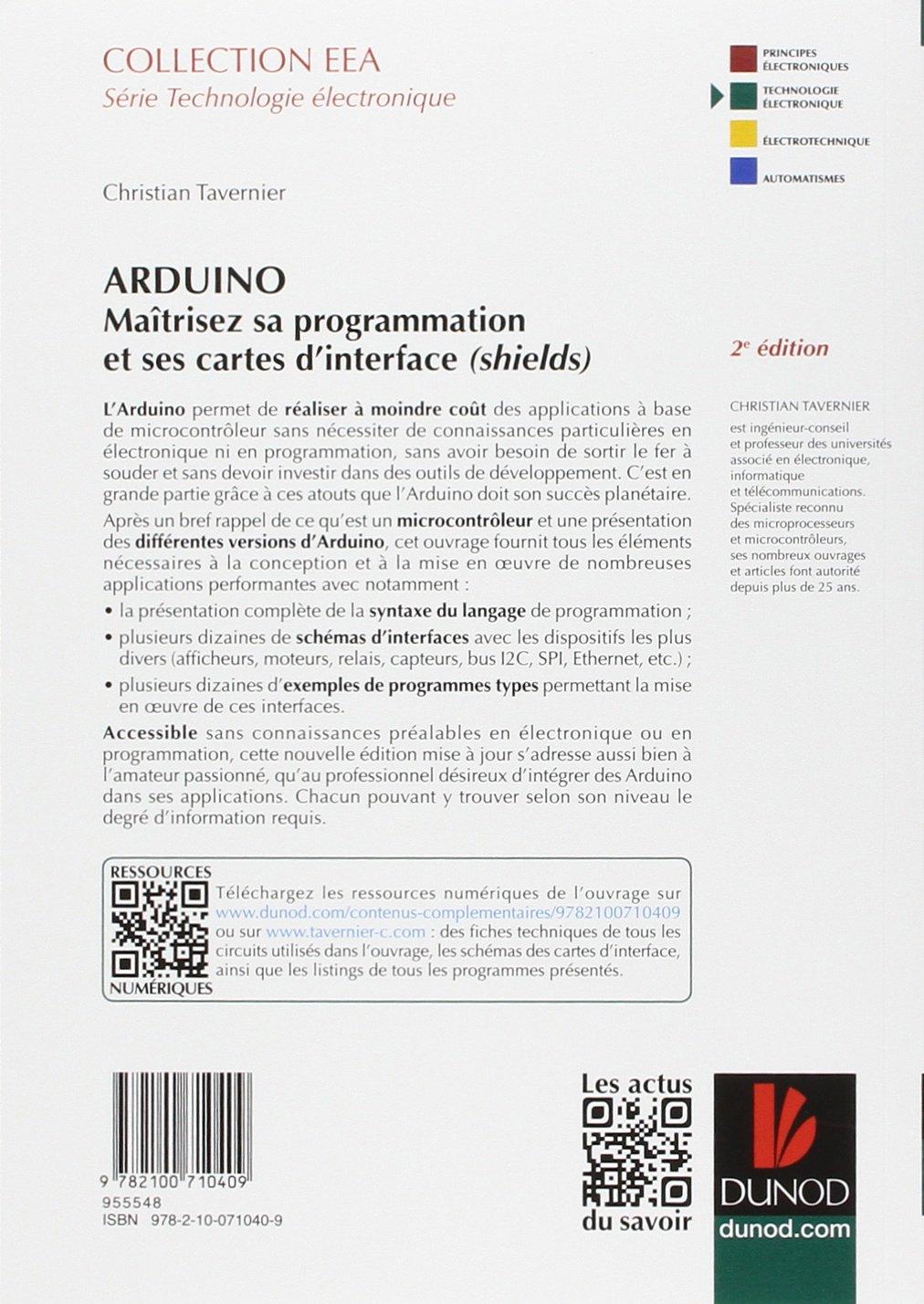 TAVERNIER PDF C DES PROGRAMMATION EN PIC CHRISTIAN TÉLÉCHARGER