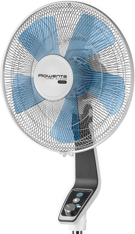 Stufen ROWENTA VU5640 TURBO SILENCE EXTREME sehr leise 40W Ventilator 4 Geschw