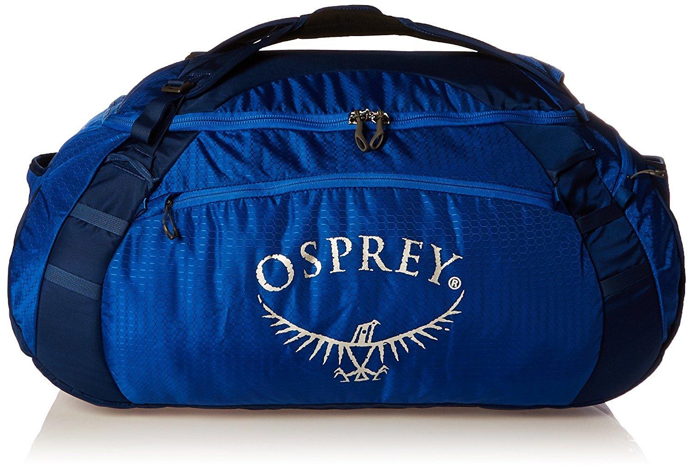 Osprey Transporter Travel Duffel Bag True Blue 95-Liter [並行輸入品] B0784H6CHJ