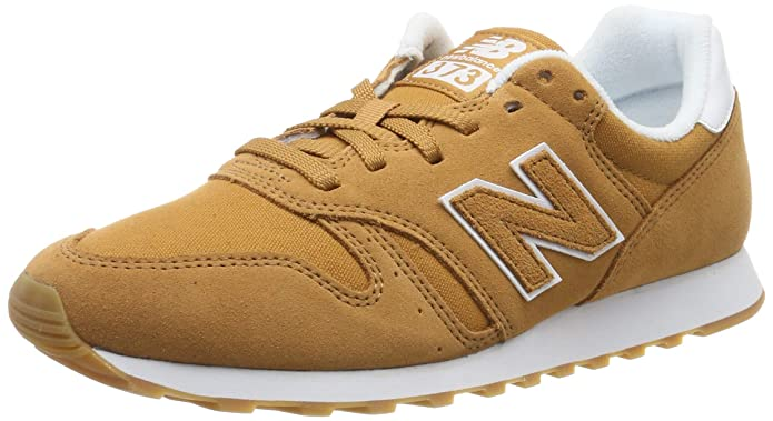 New Balance 373 Core Sneakers Herren Braun (Brown Sugar)