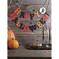Martha Stewart Crafts Happy Halloween Garland