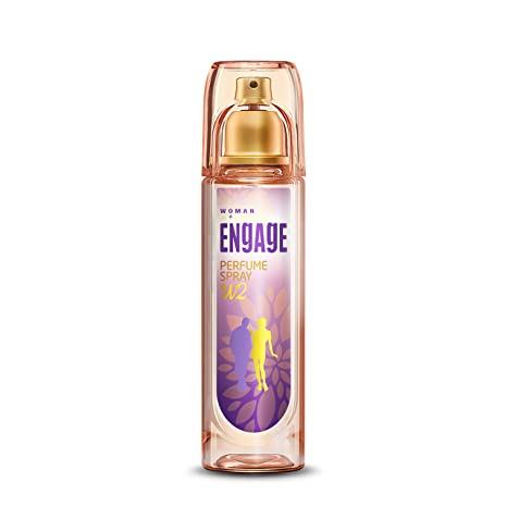 Buy Engage W2 Perfume Spray For Women 120ml Online At Low Prices In